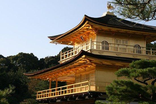 Kyoto Morning Tour of Kinkakuji...