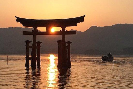 Dagtour naar Hiroshima en Miyajima ...