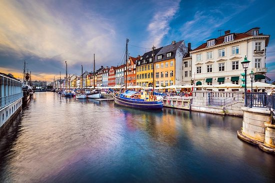Copenhagen Canal Tour with...