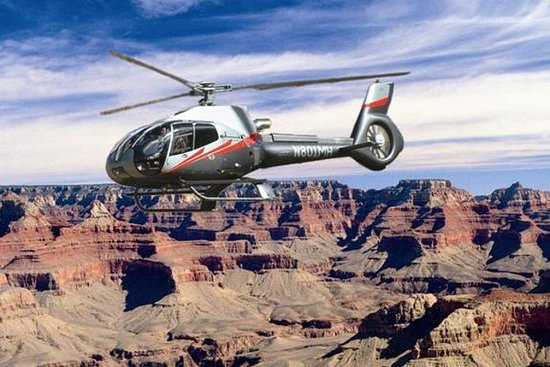 Grand Canyon Helikopter og Ground...
