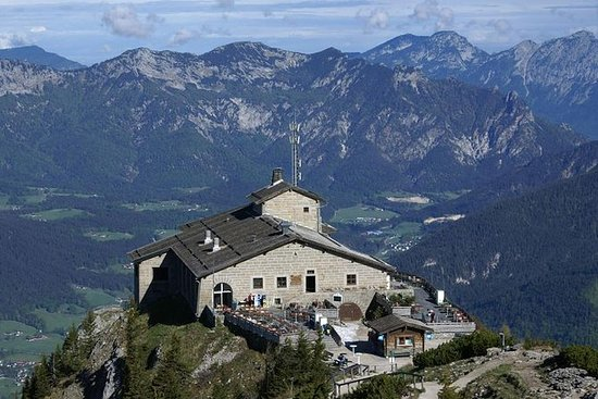 Eagles Nest in Berchtesgaden Tour...
