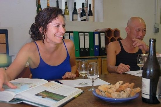 Økologisk fransk vinoppdagelse og...