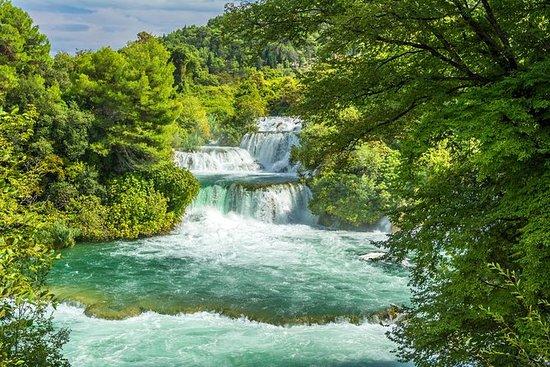 Excursión de un día al Parque Nacional de Krka desde...