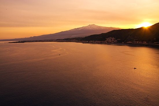 Sunset Mount Etna Tour from Taormina