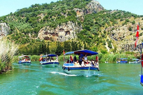 Dalyan Day Trip from Bodrum to Dalyan...