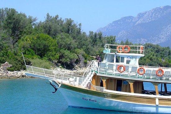 马尔马里斯的克利奥帕特拉岛乘船游览