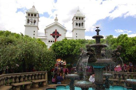 Tour El Salvador Blomster Route