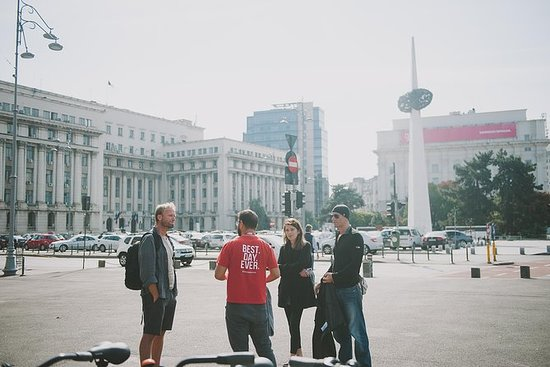 Tour Comunista de Historia de Bucarest