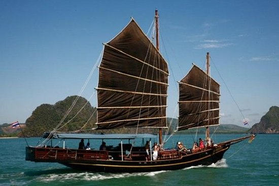Magisk Phang Nga Bay Cruise vid Jun ...