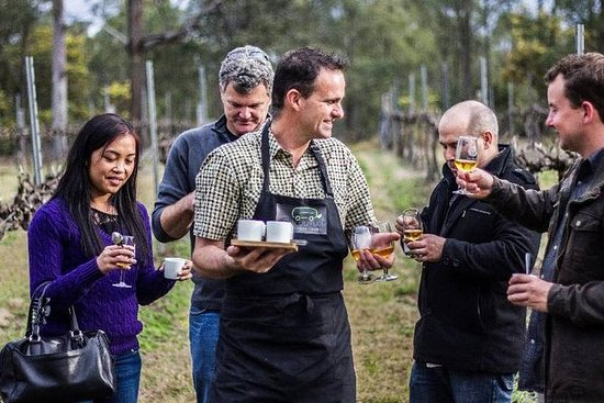 Chef-Led Hunter Valley Gourmet Food...