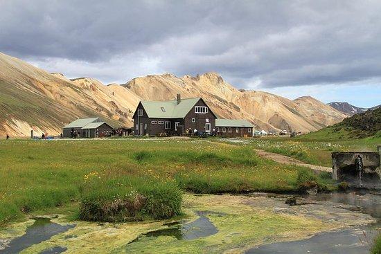 Dagstur med guide fra Reykjavik til...