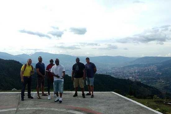 Full-Day Private Medellín City Tour