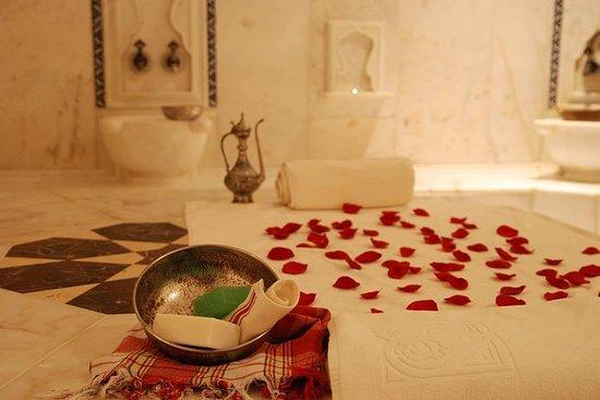 Tyrkisk badopplevelse i Marmaris