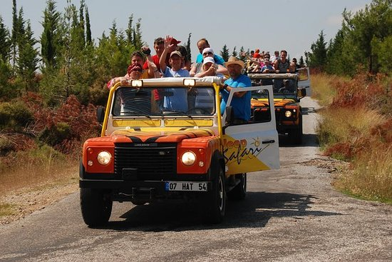 All-in-One Canyon-Safari in Manavgat