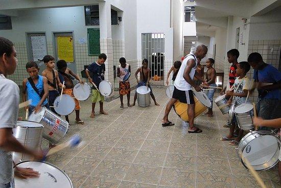 Unterricht in brasilianischer...