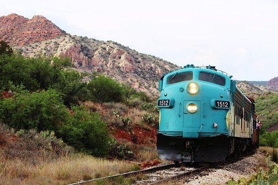 Aventura en Verde Canyon Railroad