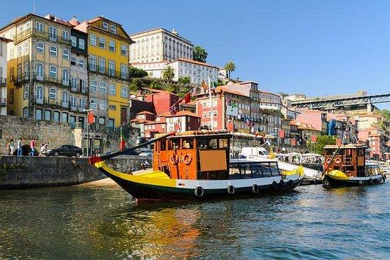 Recorrido de día completo en Oporto...