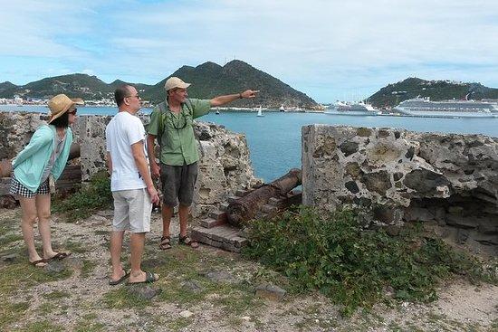 St. Maarten Geschichte Tour
