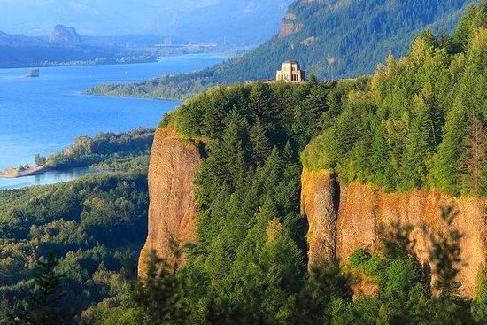 Columbia River Gorge Tour fra Portland