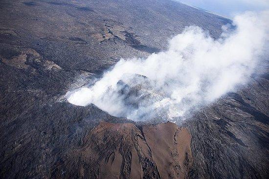 Tour de Aventura del Parque Nacional de los Volcanes desde Kona