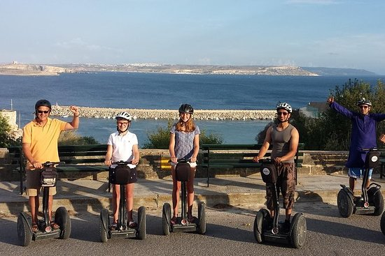 Tour panoramico di Gozo in Segway con