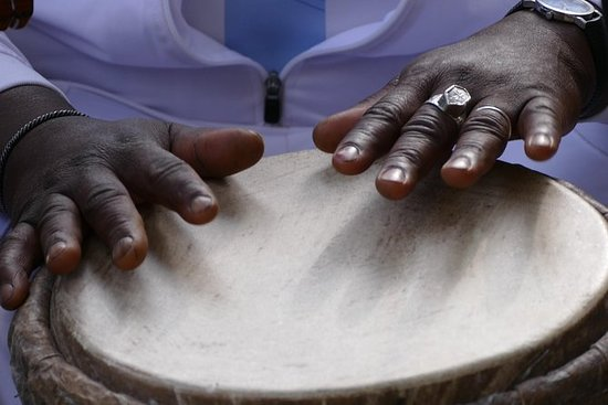 Afro Percussion Drum Workshop - San ...