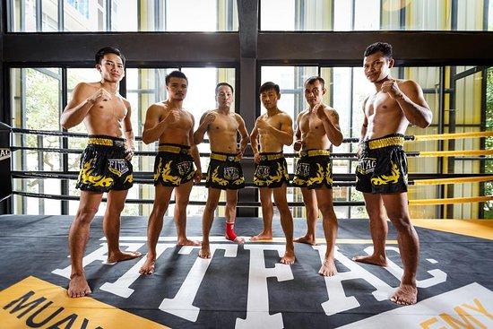 Fitfac Muay Thai