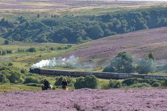 Steam Trains, Whitby, and the North...