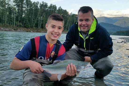 Whistler Half-Day Fly Fishing