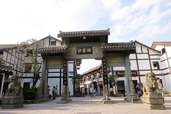 Tour de um dia: Chongqing clássico