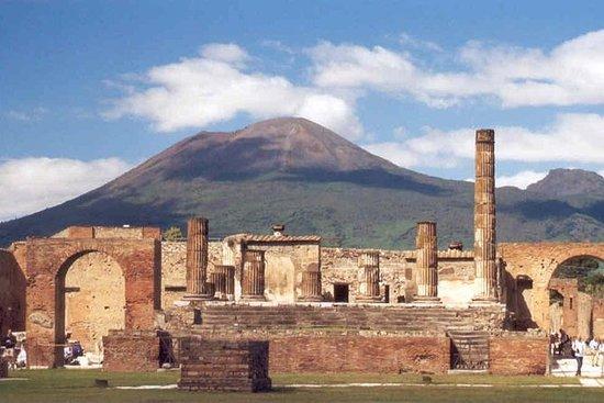Semi-privat dagstur til Pompeii og...