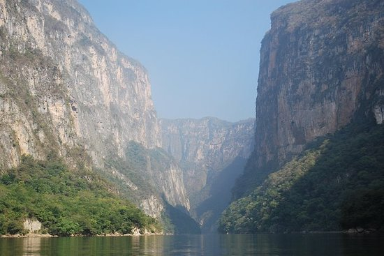 Full-daagse Sumidero Canyon Tour met ...