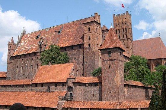 Marienburg: Private Tour ab Danzig