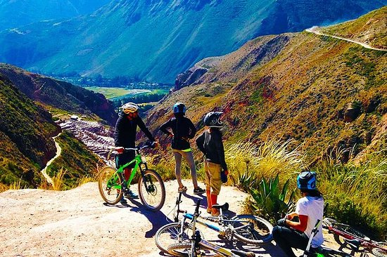 Bike Tour to Moray and Salt Mines...