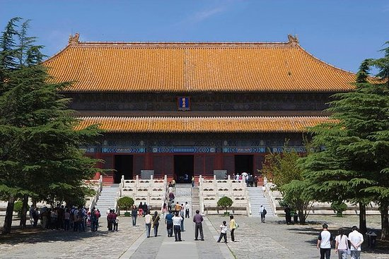 Badaling Great Wall y Ming Tombs con...