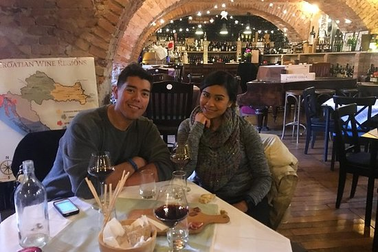 Zagreb Städtische Weinradtour
