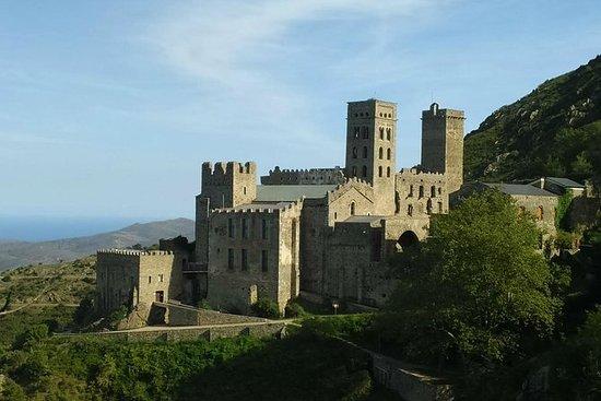 Monastère Cadaqués St Pere de Rodes...