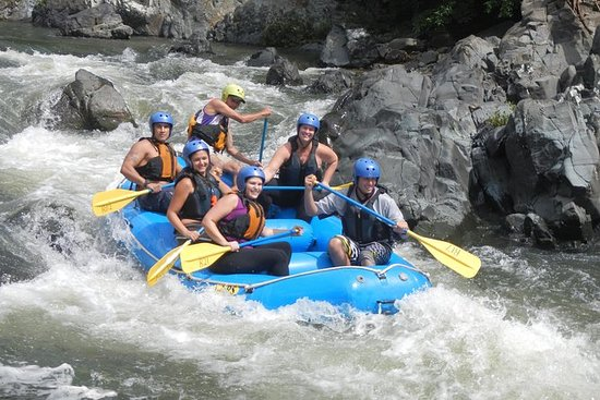 Full-Day Mamoni White Water River...