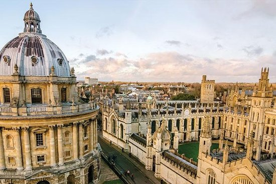Cambridge and Oxford Tour from London