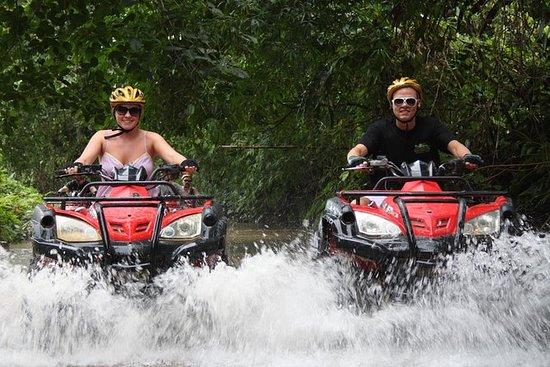 Tour en cuatrimoto en Phang Nga