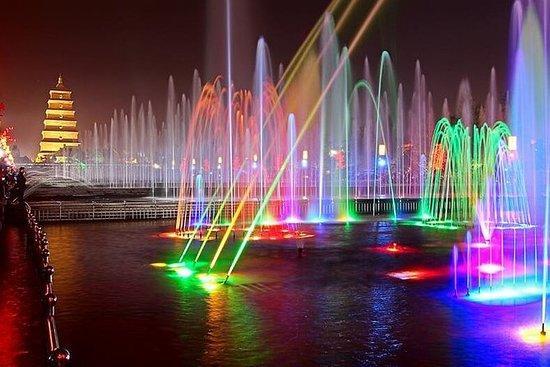 Xi'an Night Tour: Südtor-Platz und...