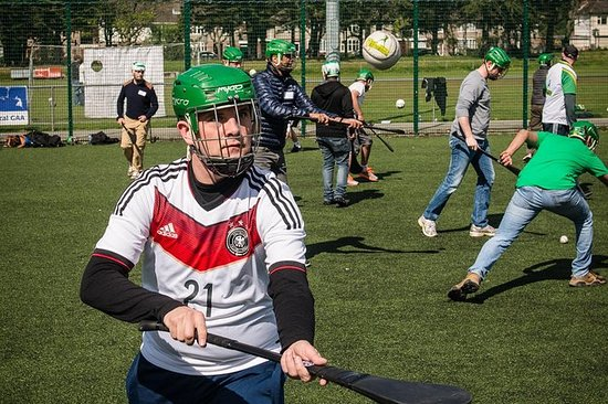 Gaelic Games in Dublin