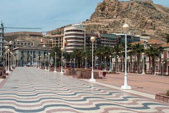 Privat halvdags spasertur i Alicante