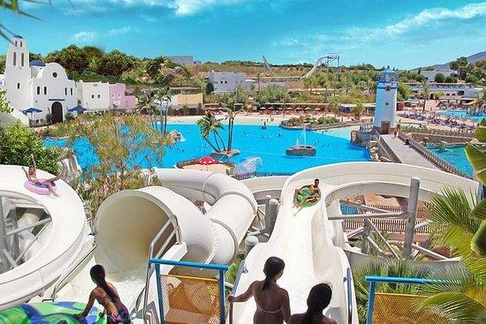 Entrada de día completo en el parque acuático Aqua Natura en Benidorm: Full-Day Aqua Natura Water Park Admission Ticket in Benidorm