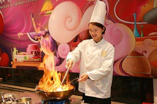 Chengdu Day Tour of Tasting Sichuan ...