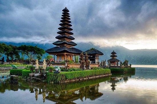 Tour privato di Bali di un'intera