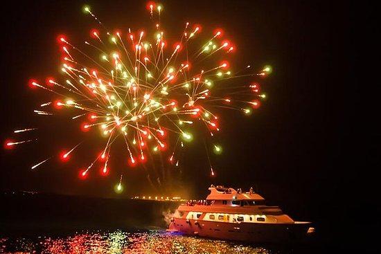 Cena Sea Star en la noche y crucero...