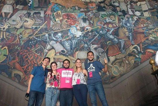 Muralismo Mexicano Ofrecido Por Estacion Mexico Free Tours Ciudad