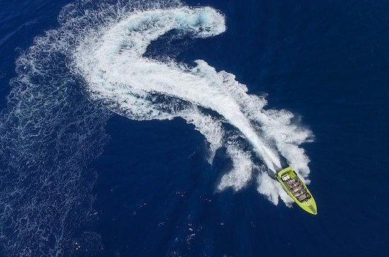 Insane Jet Boat 3 heures minimum en...