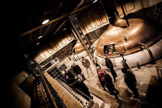 6-timers Tyskie bryggeri tur og øl...